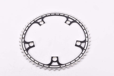 NOS Cambio Rino Corsa drilled Chainring with 52 teeth and 144 BCD from the 1980s