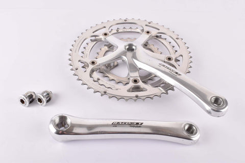 Campagnolo Racing T triple Crankset with 30/42/52 Teeth and 170mm length from the 1990s
