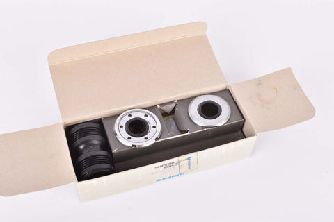 NOS/NIB Shimano 105 SC #BB-1055 Bottom Bracket spare part kit (cups, balls, bolts and dirt cover) with italian thread from 1989