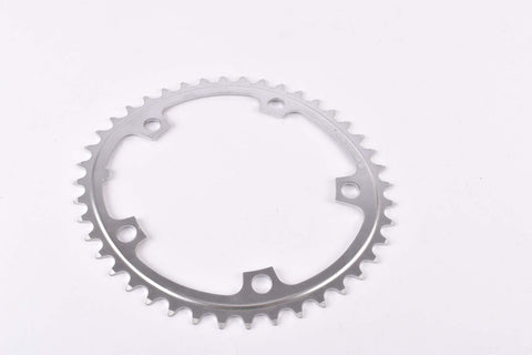 NOS Shimano Biopace Steel Chainring with 42 teeth and 130 BCD from the 1990s
