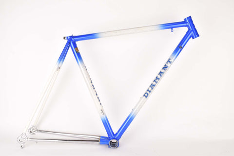 Diamant frame in 51.5 cm (c-t) / 50.0 cm (c-c) with Columbus SL tubing, from the 1980s