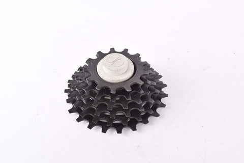 NOS Shimano 600ex UG 6-speed cassette with 13-23 teeth from 1986