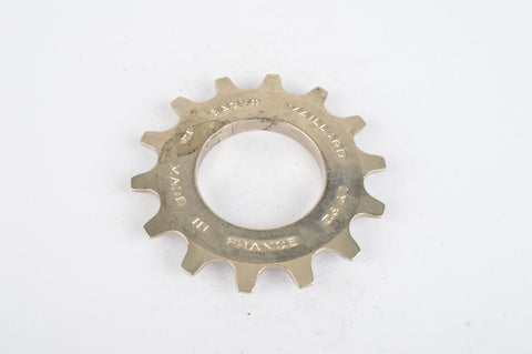 NOS Sachs Maillard #LY steel Freewheel Cog, threaded on outside, with 14 teeth from the 1980s - 1990s