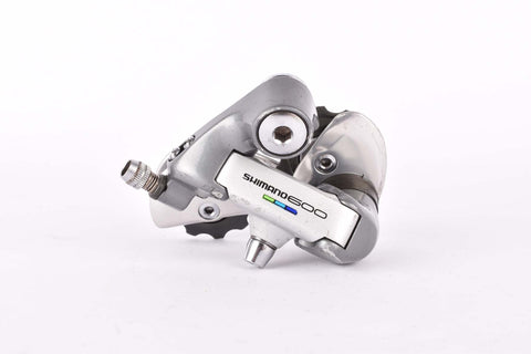 Shimano 600 Ultegra #RD-6400 6-speed / 7-speed rear derailleur from 1989