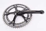 Cambio Rino Aero panto Chesini Precision Crankset with 42/52 teeth and 170mm length from the 1980s
