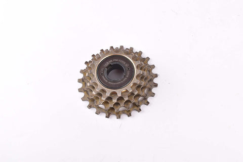 Suntour Pro-Compe gold 5-speed  freewheel with 14-23 teeth and englisch thread from 1979