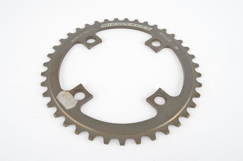 Middleburn 4-hole Chainring with 39 teeth and 104 BCD from the 2010s