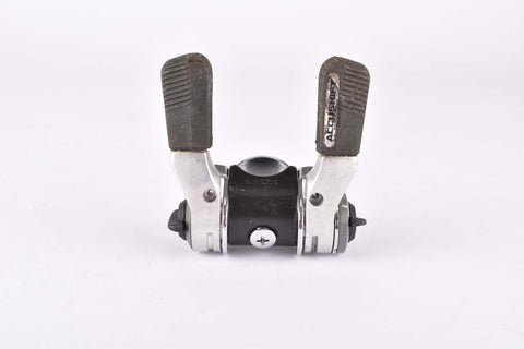Suntour Accushift ( #AX-5000 ?! ) clamp on stem mount Gear Lever Shifter Set from the 1980s / 1990s