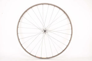 "28"" (700C) front wheel with Mavic GP4 Tubular Rim and Campagnolo Record #1034/A low flange hub"