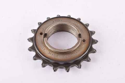 Atom Singlespeed Freewheel with 18 teeth and english thread from the 1980s