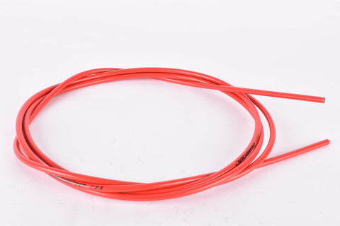 Jagwire brake cable housing / size 5.0 x 2500 mm in red