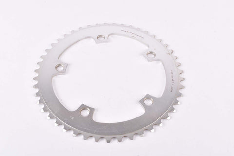 NOS Suntour Superbe Pro chainring with 47 teeth and 130 BCD from the 1980s - 90s