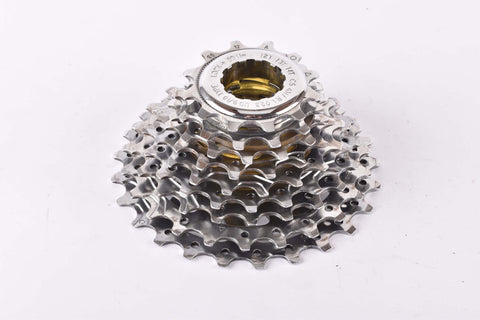 Campagnolo Veloce 9-speed Ultra-Drive Cassette with 12-25 teeth from the 2000s