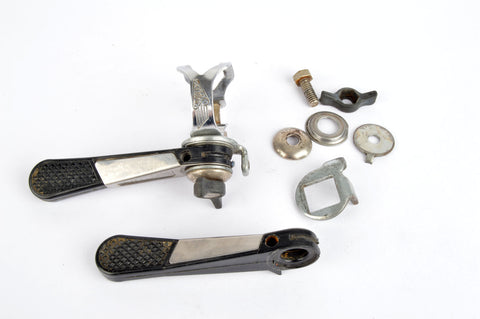 Simplex Prestige Clamp/Braze-on Shifters from the 1960s - 70s