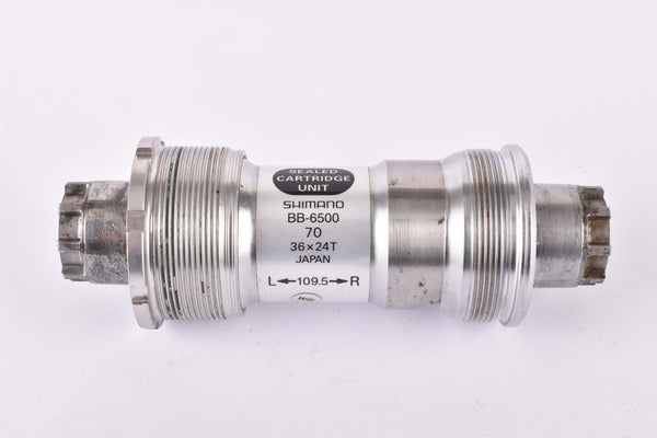 Shimano Ultegra #BB-6500 Octalink bottom bracket with italian threading from 1998
