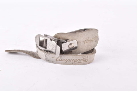 Campagnolo C-Record single leather pedal strap