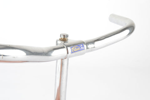 Titan North Road Handlebar and Stem in size 48 cm from the 1960s