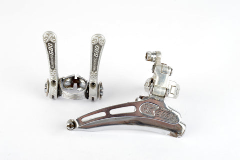 Shimano 600EX Arabesque #FD-6200 #SL-6200 Shifting Set from 1978/79