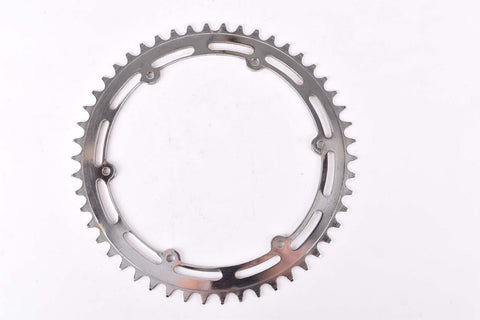 NOS 6 pin steel Chainring 50 teeth and 156 mm BCD from 1970s