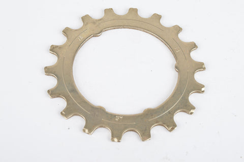 NOS Sachs Maillard #SY steel Freewheel Cog with 18 teeth from the 1980s - 1990s