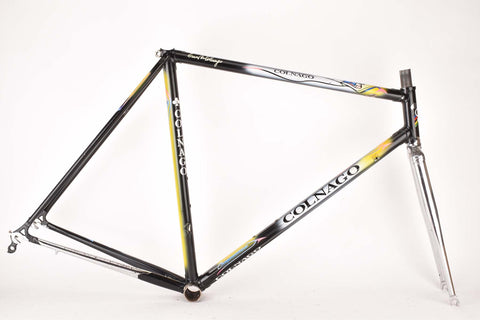 Colnago Master Competition frame in 55 cm (c-t) 53.5 cm (c-c) with Columbus Gilco tubing