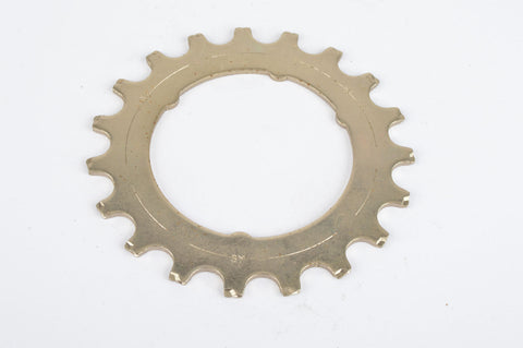 NOS Sachs Maillard #SY steel Freewheel Cog with 19 teeth from the 1980s - 1990s