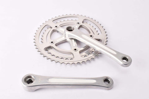 Sakae Ringyo (SR) Silstar crankset with 52/42 teeth and 170mm length from the 1970s / 80s