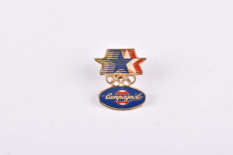 Campagnolo pin from the 1984 Olympic in Los Angeles (LA)