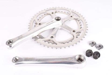 Shimano 105 Golden Arrow #FC-S125 Crankset with 42/52 teeth and 170mm length from 1985