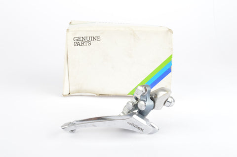 NEW Shimano Exage 400EX #FD-A400 braze-on front derailleur from the 1990s NOS/NIB