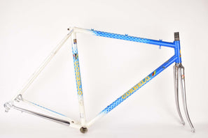 Cornelo frame set in 54.0 cm (c-t) / 53.0 cm (c-c) with Columbus SL tubing, from the 1980s