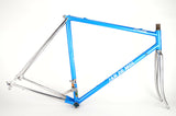 Jan De Mol JDM Racing frame in 56 cm (c-t) / 54.5 cm (c-c) with Reynolds 531 tubes