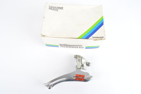 NEW Shimano 105 #FD-1056 braze-on front derailleur from 1996 NOS/NIB