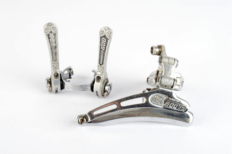 Shimano 600EX Arabesque #FD-6200 #SL-6200 Shifting Set from 1980/81