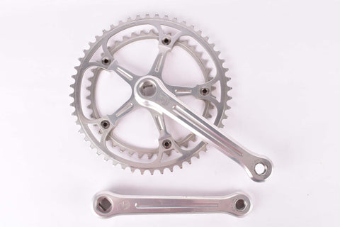 Campagnolo Super Record #1049/A Crankset with 52/42 Teeth and 170mm length, from 1984