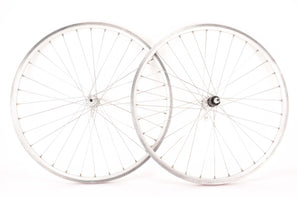 "26x1.75"" (559x19)  Mountainbike Wheelset with Alesa Clincher Rims and Quando Hubs from 1995 / 1996"