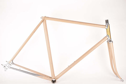Michel Broothearts Diamant Team Okay Whisky frame 56.5 cm (c-t) / 55 cm (c-c) with Columbus tubing
