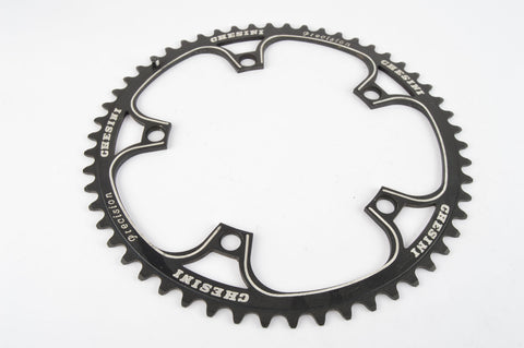 NEW Campagnolo Super Record #753/A panto Chesini Chainring in 54 teeth and 144 BCD from the 1970s - 80s NOS