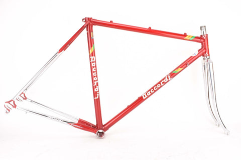 Daccordi Telaio Aelle Corsa frame in 51.5 cm (c-t) / 50.0 cm (c-c) with Columbus Aelle R tubing from the mid 1980s