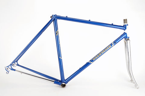 Herwerden Special frame in 52 cm (c-t) / 50.5 cm (c-c) with Campagnolo dropouts
