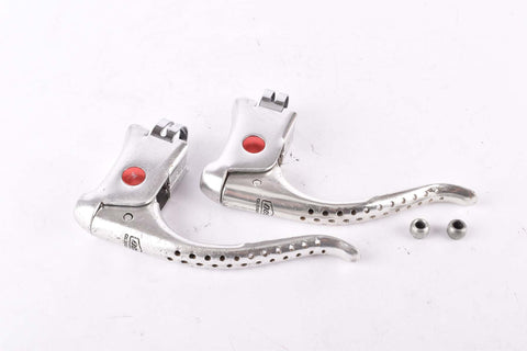 Shimano 600 EX #BL-6200 non-aero brake lever set from the 1970s / 80s