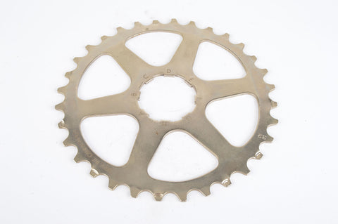 NOS Campagnolo Record steel Sprocket with 32 teeth from the 1990s