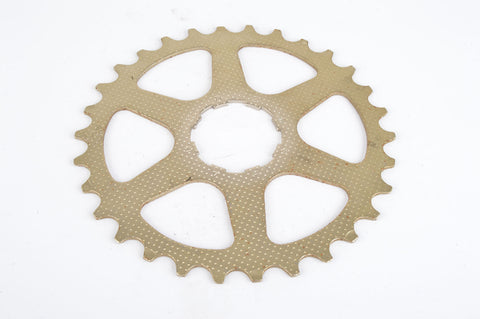 NOS Campagnolo Record steel Sprocket with 30 teeth from the 1990s