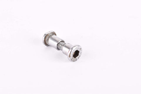 Simplex seat post binder bolt