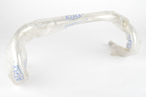 NOS/NIB Atax Guidons Philippe Franco Italia #D352, Handlebar in size 41cm (c-c) and 25.0mm clamp size, from the 1970s