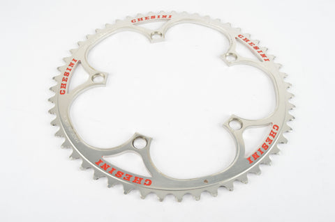 Campagnolo Super Record #753/A panto Chesini Chainring 53 teeth with 144 BCD from the 1970s - 80s