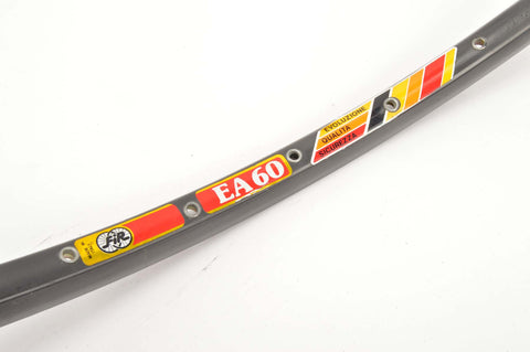 NEW FIR EA60 Clincher single Rim 700c/622mm with 36 holes from the 1980s NOS