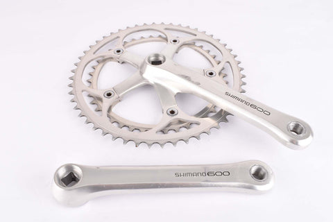 Shimano 600EX FC-6207 Crankset with 42/52 teeth and 170mm length from 1985