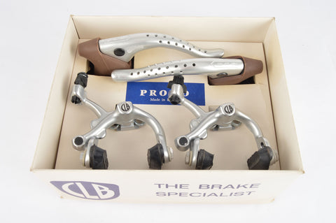 NOS/NIB CLB Brake Set, Promo Brake Calipers and Super aero Brake Levers, from the 1980s