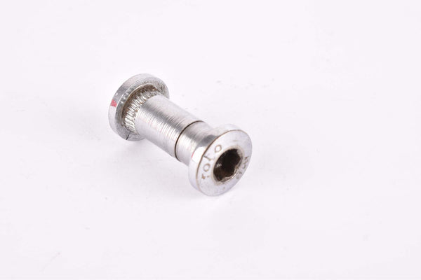 Roto seat post binder bolt